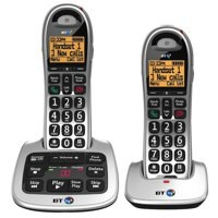 Image for BT BT4000 Twin Big Bttn DECT C/lss Phone
