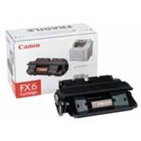 Image for Canon Fax Toner Cartridge FX6 Black
