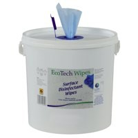 Image for 2Work Disinfectant Wipe Bucket of 1000