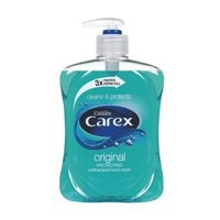 Image for Carex Liquid Soap 500ml Pack of 2
