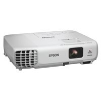 Image for Epson Ebs18 Bright Portable SVGA Projector White