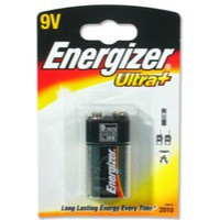 Image for Energizer Ultra Plus Battery 9V