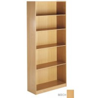 Image for High Bookcase - Beech