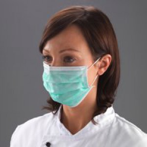 3-Ply Disposable Face Masks (Pack of 50) CVD19