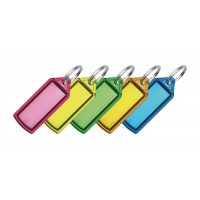 Image for Helix Sliding Key Fob Small Assorted Pack of 100 F32060