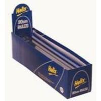 Helix Ruler 300mm/12 inch Shatterproof Blue L16025