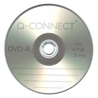 Image for Q-Connect DVD-R Cakebox Pk 25