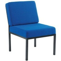 Image for Sirius Reception Chair Royal Blue