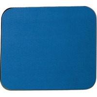 Fellowes Economy Mousepad Rubber Sponge backing and Non-slip Base Blue Ref 29700