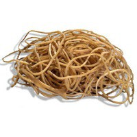 Q-Connect Rubber Bands 500gm Number 35
