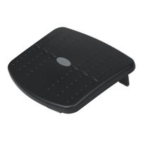Image for Q-Connect Economy Foot Rest Black