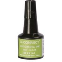 Image for Q-Connect Endorsing Ink 28ml Black