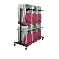 Image for Jemini Folding Chair Trolley Capacity 140 TC140T