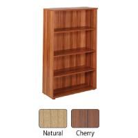 Image for Avior 1600mm Bookcase Natural
