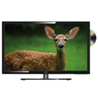 Image for Cello Black HD 32in LED TV With USB/DVD