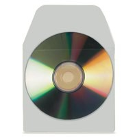 Image for 3L Self-Adhesive CD Pocket with Resealable Flap Pack of 10 683210