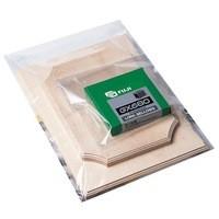 Image for Ambassador Plain Polythene Bag 305x460mm Pack of 1000 PBS-03050460-M