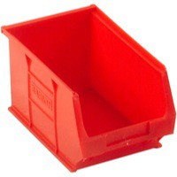Image for Barton Tc3 Small Part Container Red Pk10
