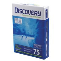Image for Discovery White A4 Paper 75gsm 5xReams