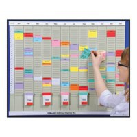 Image for Nobo Maxi T-Card Kit 32 Slot 12x Size 2 Panels 1x Index Panel plus Cards Links and Inserts Ref 32938864