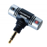 Image for Olympus ME-51 Stereo Microphone Black/Silver N1294626