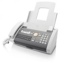 Image for Philips Laserfax 755 Fax Machine Ivory PPF775