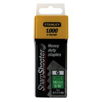 Image for Stanley Staples 10mm Pack of 1000 1-TRA706T