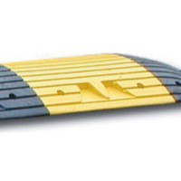 Image for Yellow 500X400X50mm Speed Ramp 313653