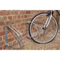 Image for Adjustable Wall Mounted Cycle Rack Pk 3 357797