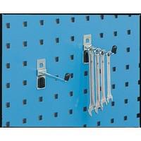 Image for Single Tool Hook 6X25mm Pk5 Zinc 306966