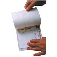 Image for Identibadge Self-Seal Laminating Card 54x86mm Pack of 50 SSCC