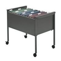 Image for Suspension Filing Trolley for 100 Files Grey
