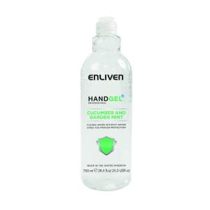 Image for Enliven Hand Gel Cucumber/Mint 750ml Pk6