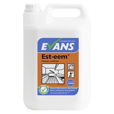 EST-EEM Unperfumed Cleaner and Sanitizer 5 Litre