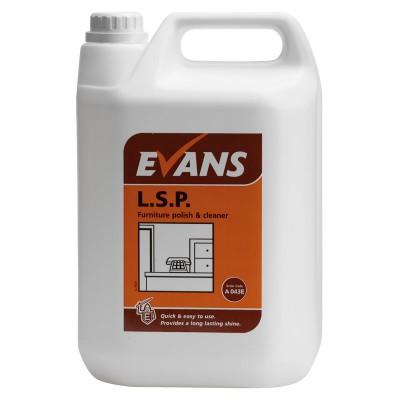 L.S.P. Spray Polish 5 Litre