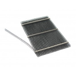No. 12 19mm Binding Wires 23 Loop Black Pk 200