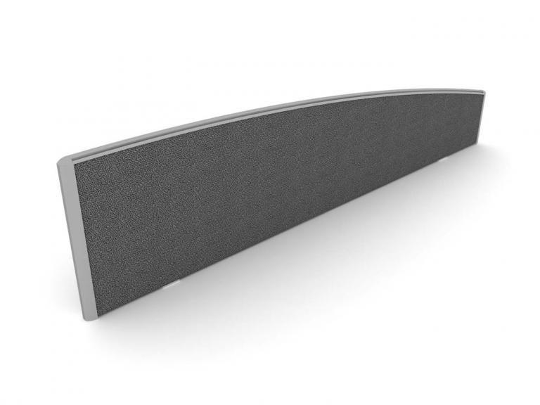 Curve Desktop Screen 380-180h x 1200w