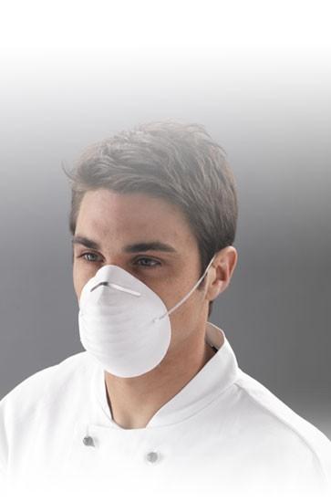 Preformed Nuisance Dust Mask Pk 50