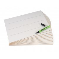 Image for A4 Rigid Lined Drywipe Boards