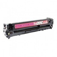 Image for White Patent HP CF543X (203X) Magenta Compatible Toner Cartridge