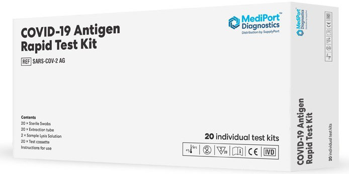 COVID-19 Rapid Antigen Test Kit