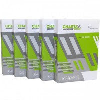 Charta Eco-Copy Premium Copier White 210X297mm A4 (5 x Reams)
