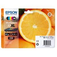 Image for Epson  8.9ml 12.2ml Black, Cyan, Magenta, Yellow ink cartridge