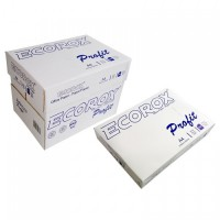 EcoRox Copier Paper White 210X297mm A4 (5 x Reams)