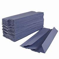 C-Fold Blue 1ply PK2624 (L6)