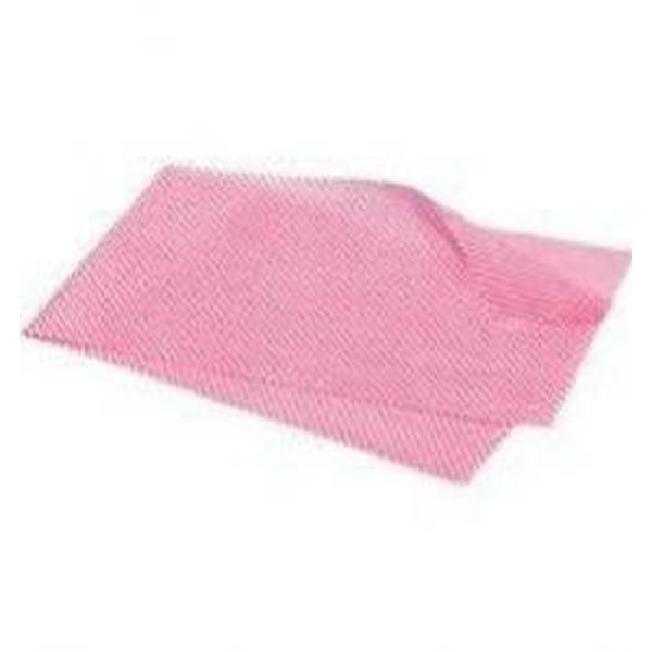 Enov Viscose Wipes Red Pk 50