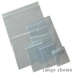 Gripseal Bags 160g 2.25x3in 1000s