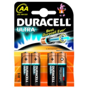 Duracell Ultra M3 Battery Pack of 2 Size D 75051964