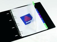 Avery Index Maker Divider A4 10-Part White Unpunched 01816061 (FSC)