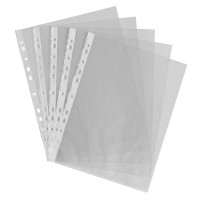 Image for ProOffice Economy Punched Pockets A4 30micron PK100 11089257-000